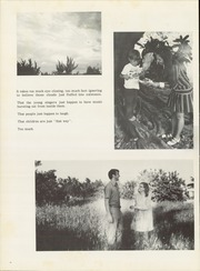 Page 8, 1971 Edition, Florida Bible College - Torch Yearbook (Miami, FL) online yearbook collection