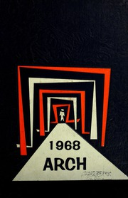 Florida Memorial College - Arch Yearbook (Miami, FL) online yearbook collection, 1968 Edition, Cover