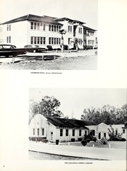 Page 10, 1968 Edition, Florida Memorial College - Arch Yearbook (Miami, FL) online yearbook collection