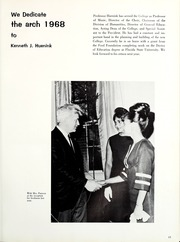 Page 15, 1968 Edition, Florida Memorial College - Arch Yearbook (Miami, FL) online yearbook collection