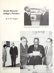 Page 17, 1968 Edition, Florida Memorial College - Arch Yearbook (Miami, FL) online yearbook collection