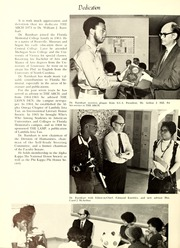 Page 10, 1971 Edition, Florida Memorial College - Arch Yearbook (Miami, FL) online yearbook collection