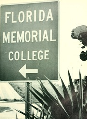 Page 7, 1971 Edition, Florida Memorial College - Arch Yearbook (Miami, FL) online yearbook collection