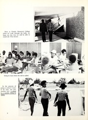Page 10, 1973 Edition, Florida Memorial College - Arch Yearbook (Miami, FL) online yearbook collection