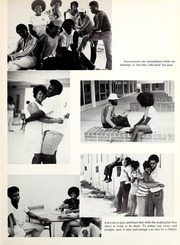 Page 11, 1973 Edition, Florida Memorial College - Arch Yearbook (Miami, FL) online yearbook collection