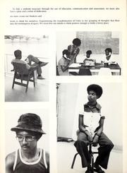 Page 12, 1973 Edition, Florida Memorial College - Arch Yearbook (Miami, FL) online yearbook collection