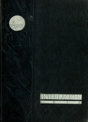Florida Southern College - Interlachen Yearbook (Lakeland, FL) online yearbook collection, 1934 Edition, Cover