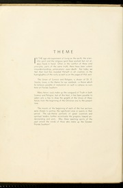 Page 8, 1938 Edition, Florida Southern College - Interlachen Yearbook (Lakeland, FL) online yearbook collection