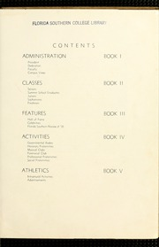 Page 9, 1938 Edition, Florida Southern College - Interlachen Yearbook (Lakeland, FL) online yearbook collection