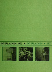 Florida Southern College - Interlachen Yearbook (Lakeland, FL) online yearbook collection, 1977 Edition, Cover