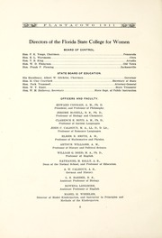 Page 12, 1911 Edition, Florida State University - Renegade / Tally Ho Yearbook (Tallahassee, FL) online yearbook collection