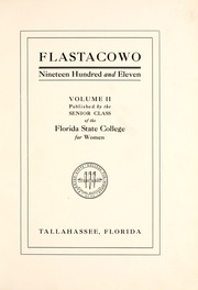 Page 7, 1911 Edition, Florida State University - Renegade / Tally Ho Yearbook (Tallahassee, FL) online yearbook collection