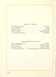 Page 12, 1921 Edition, Florida State University - Renegade / Tally Ho Yearbook (Tallahassee, FL) online yearbook collection