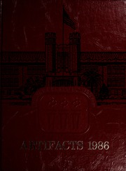 Florida State University - Renegade / Tally Ho Yearbook (Tallahassee, FL) online yearbook collection, 1986 Edition, Cover
