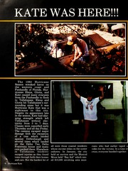 Page 10, 1986 Edition, Florida State University - Renegade / Tally Ho Yearbook (Tallahassee, FL) online yearbook collection