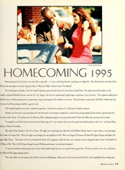 Page 17, 1996 Edition, Florida State University - Renegade / Tally Ho Yearbook (Tallahassee, FL) online yearbook collection