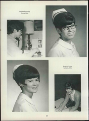Page 16, 1968 Edition, Flower Hospital School of Nursing - Creed Yearbook (Toledo, OH) online yearbook collection