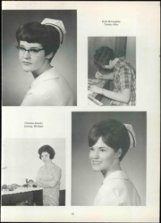 Page 17, 1968 Edition, Flower Hospital School of Nursing - Creed Yearbook (Toledo, OH) online yearbook collection
