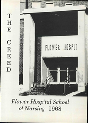 Page 7, 1968 Edition, Flower Hospital School of Nursing - Creed Yearbook (Toledo, OH) online yearbook collection