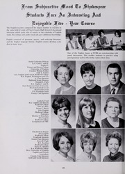 Page 14, 1970 Edition, Floyd County High School - Bison Yearbook (Floyd, VA) online yearbook collection