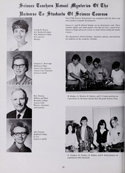 Page 16, 1970 Edition, Floyd County High School - Bison Yearbook (Floyd, VA) online yearbook collection