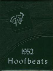 Floyd High School - Hoofbeats Yearbook (Floyd, NM) online yearbook collection, 1952 Edition, Cover