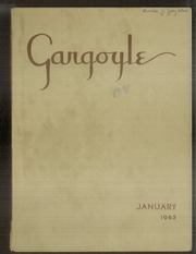 Flushing High School - Gargoyle Yearbook (Flushing, NY) online yearbook collection, 1945 Edition, Cover