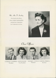 Page 17, 1945 Edition, Flushing High School - Gargoyle Yearbook (Flushing, NY) online yearbook collection