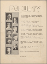Flushing High School - Litorian Yearbook (Flushing, OH) online yearbook collection, 1937 Edition, Page 10