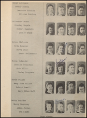 Page 17, 1943 Edition, Flushing High School - Litorian Yearbook (Flushing, OH) online yearbook collection