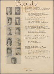 Page 14, 1945 Edition, Flushing High School - Litorian Yearbook (Flushing, OH) online yearbook collection