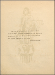 Page 6, 1945 Edition, Flushing High School - Litorian Yearbook (Flushing, OH) online yearbook collection