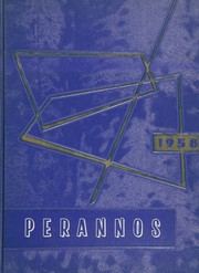 Flushing High School - Perannos Yearbook (Flushing, MI) online yearbook collection, 1958 Edition, Cover