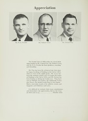 Page 10, 1958 Edition, Flushing High School - Perannos Yearbook (Flushing, MI) online yearbook collection