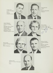 Page 14, 1958 Edition, Flushing High School - Perannos Yearbook (Flushing, MI) online yearbook collection