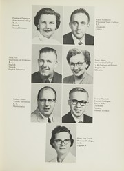 Page 15, 1958 Edition, Flushing High School - Perannos Yearbook (Flushing, MI) online yearbook collection