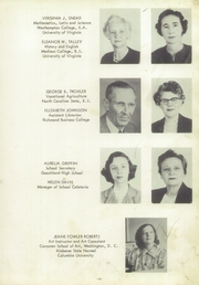 Page 15, 1953 Edition, Fluvanna County High School - Fluvannual Yearbook (Carysbrook, VA) online yearbook collection