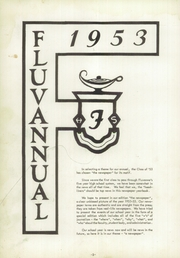 Page 8, 1953 Edition, Fluvanna County High School - Fluvannual Yearbook (Carysbrook, VA) online yearbook collection
