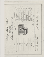 Foley High School - Blue and Gold Yearbook (Foley, AL) online yearbook collection, 1934 Edition, Page 9 of 20
