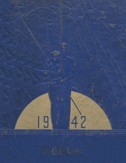 Foley High School - Blue and Gold Yearbook (Foley, AL) online yearbook collection, 1942 Edition, Cover