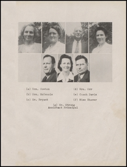 Foley High School - Blue and Gold Yearbook (Foley, AL) online yearbook collection, 1945 Edition, Page 13 of 68