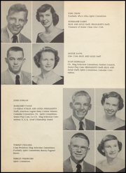 Page 14, 1954 Edition, Foley High School - Blue and Gold Yearbook (Foley, AL) online yearbook collection