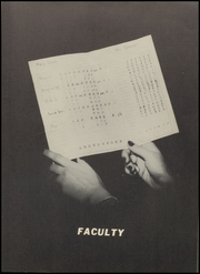 Page 7, 1954 Edition, Foley High School - Blue and Gold Yearbook (Foley, AL) online yearbook collection
