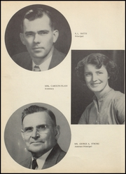 Page 8, 1954 Edition, Foley High School - Blue and Gold Yearbook (Foley, AL) online yearbook collection