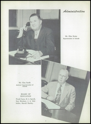 Page 10, 1955 Edition, Follansbee High School - Forge Yearbook (Follansbee, WV) online yearbook collection