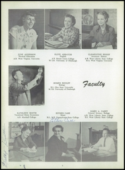 Page 12, 1955 Edition, Follansbee High School - Forge Yearbook (Follansbee, WV) online yearbook collection