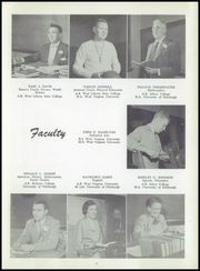 Page 13, 1955 Edition, Follansbee High School - Forge Yearbook (Follansbee, WV) online yearbook collection