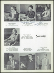 Page 14, 1955 Edition, Follansbee High School - Forge Yearbook (Follansbee, WV) online yearbook collection