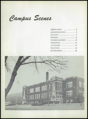 Page 6, 1955 Edition, Follansbee High School - Forge Yearbook (Follansbee, WV) online yearbook collection