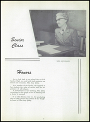 Page 7, 1955 Edition, Follansbee High School - Forge Yearbook (Follansbee, WV) online yearbook collection